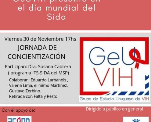 jornada de concientizacion VIH